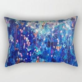 Abstract 89 Rectangular Pillow