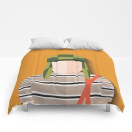 El Chavo Comforters