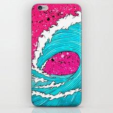 The Sea's Wave iPhone & iPod Skin