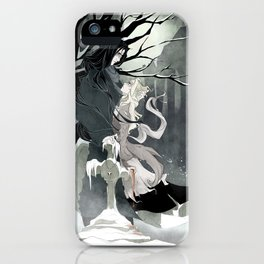 Scarko & Djavul iPhone Case
