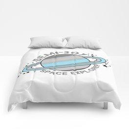 Demi-Boy Space Explorer Comforters