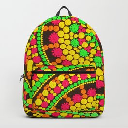 Autumn Mandala Backpack
