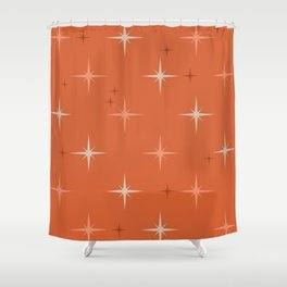 Prahu Shower Curtain