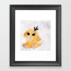 #054 Framed Art Print