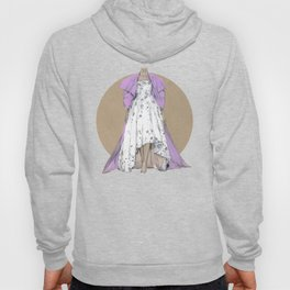Ralph and Russo Dress Illustration  Hoody