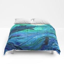 """Dreams of the Deep"" Comforters"