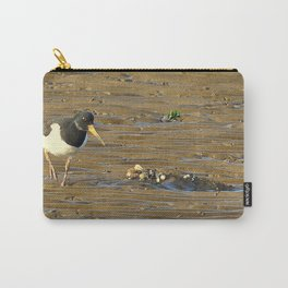 Oystercatcher (Haematopus) Carry-All Pouch