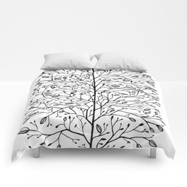 Branches and Buds Comforters