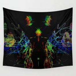 Technofly Wall Tapestry