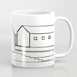 Stairs and Houses - 3 Coffee Mug