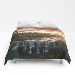 Fire & Water Comforters