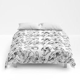 Animal Skulls Comforters