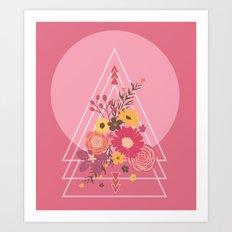 Zen Garden Art Print