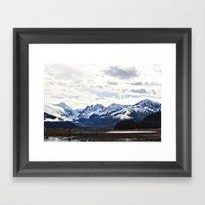 Beautiful Alaska Framed Art Print