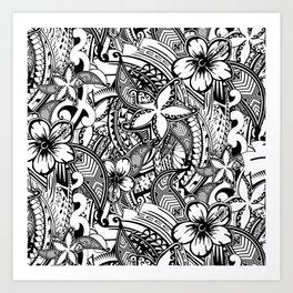 Samoan Art Prints Society6
