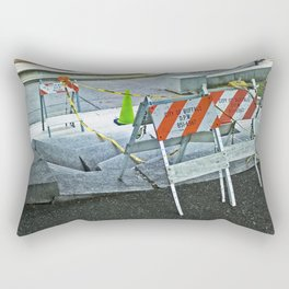 Nickel City Progress Rectangular Pillow