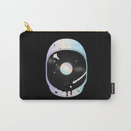 In the Presence of a Deafening Silence Carry-All Pouch