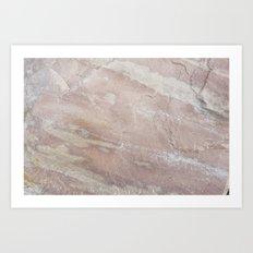 Sioux Falls Rocks #2 Art Print