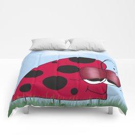 The Euphoric Ladybug Comforters