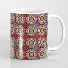 Elegance Emblems Pattern Mug