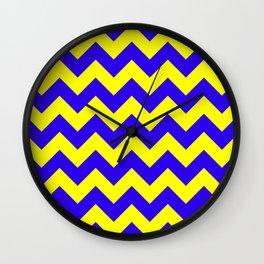 Swedish warning Wall Clock