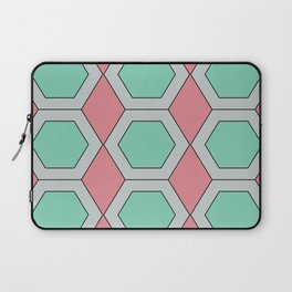 Pastel Geo Laptop Sleeve