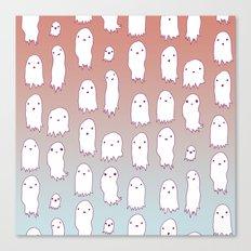 Lil Ghosties Canvas Print