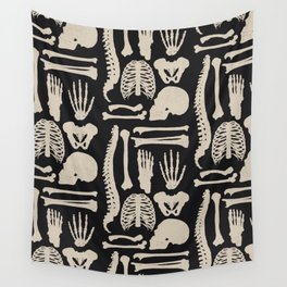 Osteology Wall Tapestry