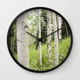 Silverthorne Wall Clock