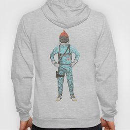Zissou In Space Hoody