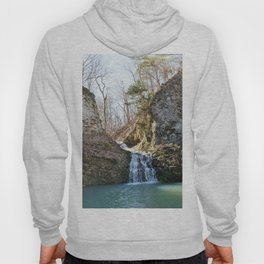 Alone in Secret Hollow with the Caves, Cascades, and Critters, No. 1 of 21 Hoody