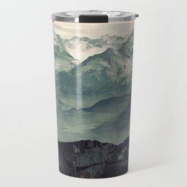 Mountain Fog Travel Mug