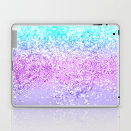 Unicorn Girls Glitter #9 #shiny #decor #art #society6 Laptop & iPad Skin