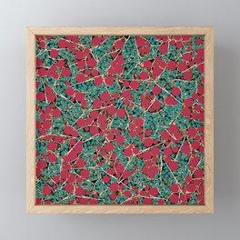 The equilibrium Framed Mini Art Print