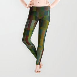 Abstract 319 Leggings
