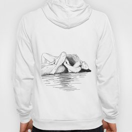 sex by the sea Hoody