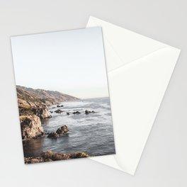 Big Sur | Monterey California Surfers Paradise Ocean Beach Landscape Wanderlust Photograph Stationery Cards