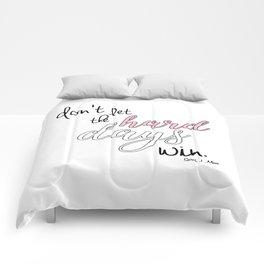 hard days (acomaf) Comforters