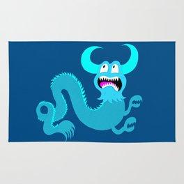 Sea Monster Rug