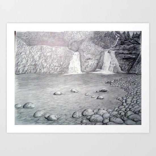 bw12 Art Print