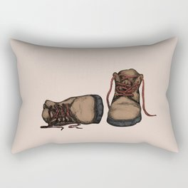 Good Tidings Rectangular Pillow