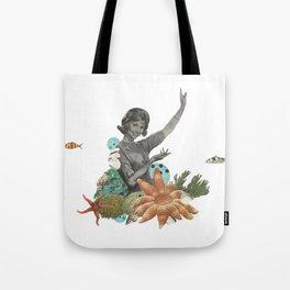 Océano Tote Bag