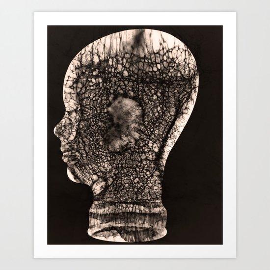 Electricity [For Don Van Vliet] Art Print