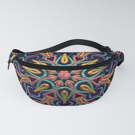 Indomitable Will Fanny Pack