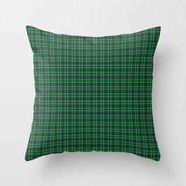 Duncan Tartan Plaid Throw Pillow