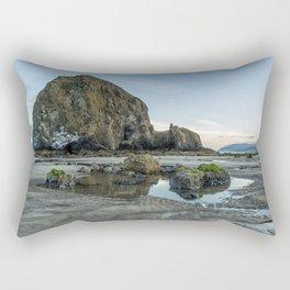 Morning at Cannon Beach Rectangular Pillow