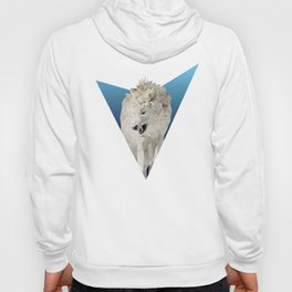 Low Poly Wolf Hoody