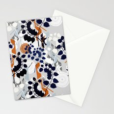 Collage pattern I  Stationery Cards