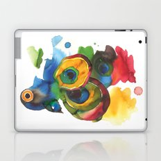 Colorful fish 3 Laptop & iPad Skin
