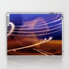 Vapour Trails Laptop & iPad Skin